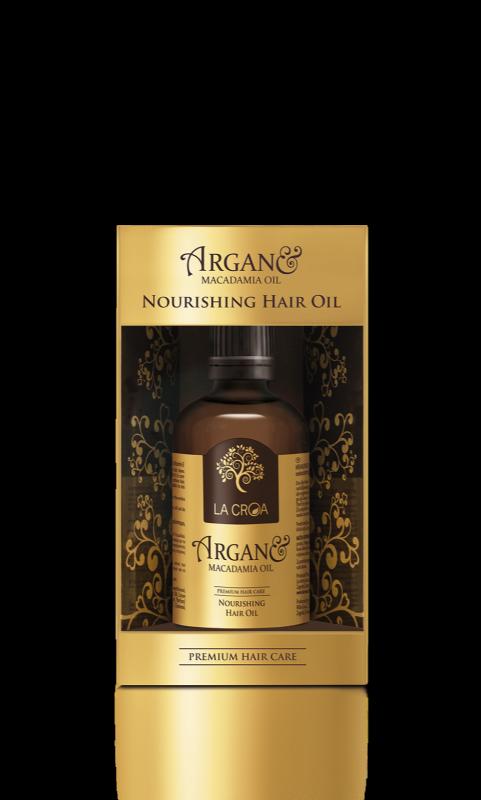 Hranljivo olje za lase - 100 ml