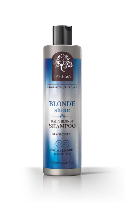 Blonde shine šampon